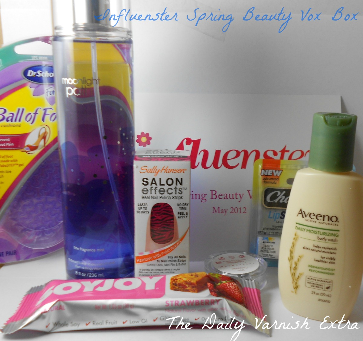 Influenster Spring Beauty VoxBox: Katie's Favorites